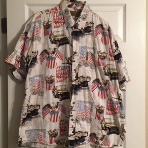 Clearwater Outfitters button shirt